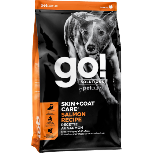 GO! Salmon  1,6kg Dog S + C