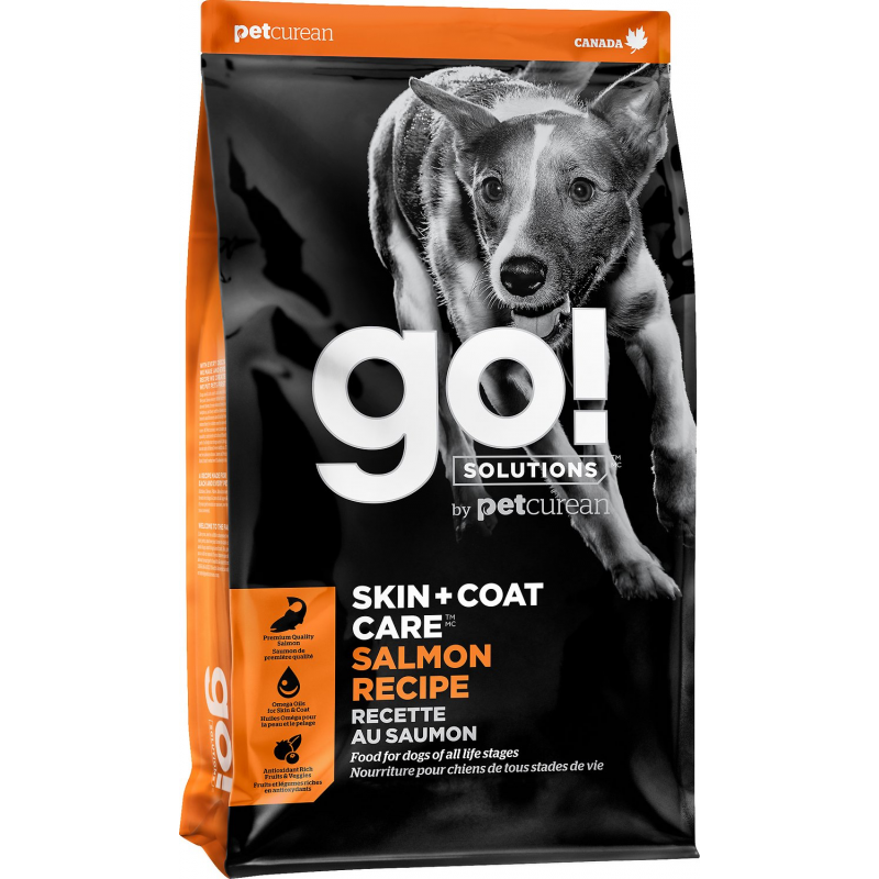 GO! Dog SKIN + COAT Salmon  1,6kg