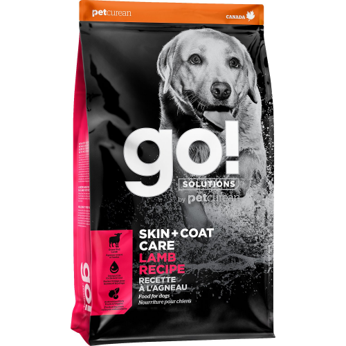 GO! Agneau 11,34kg Dog S + C