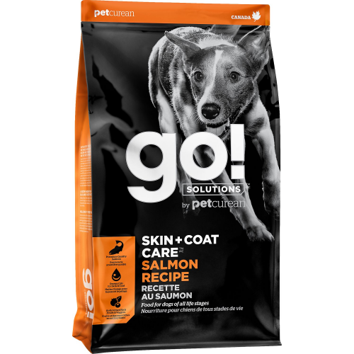 GO! Dog SKIN + COAT Salmon 11,34kg