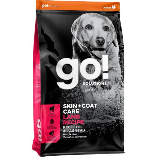GO! Dog SKIN + COAT Lamb 1,6kg