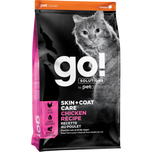 GO! Cat SKIN + COAT Chicken  1,4kg