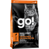 GO! Cat SKIN + COAT GF Salmon 3,7kg