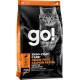 GO! Cat SKIN + COAT GF Salmon 1,4kg