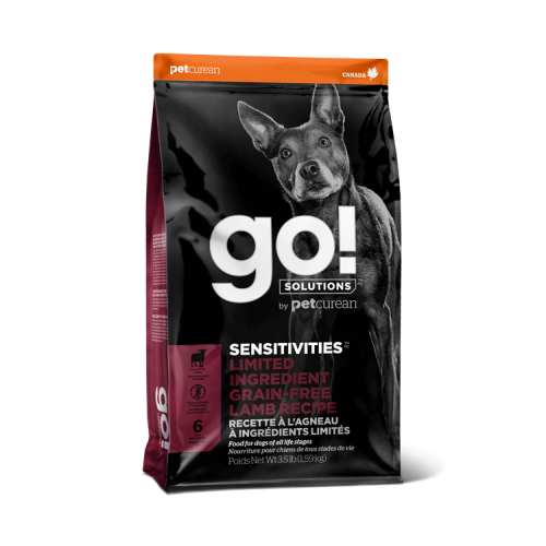 GO! Dog SENSITIVITIES LID GF Lamb 1,6kg