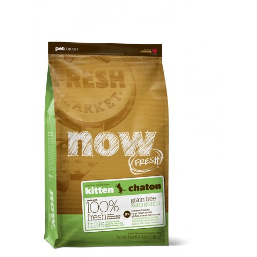 Now Fresh Cat Kitten 7,26kg Abimé