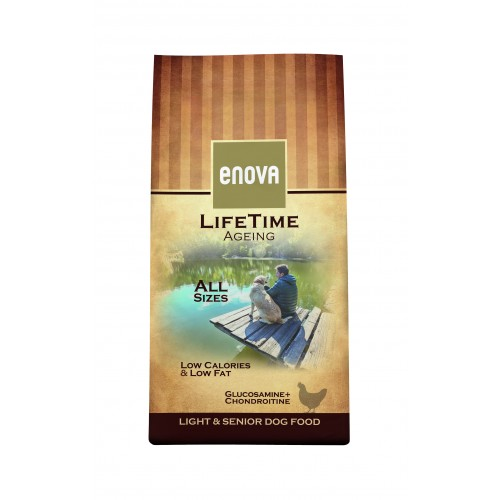 Enova senior / light life Time Ageing 12 kg Abimé