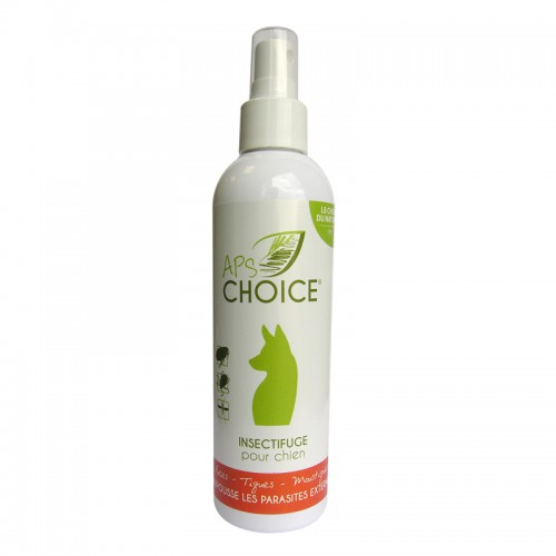 APSChoice Insectifuge - chiens 250ml