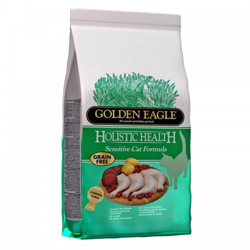 Golden Eagle Holistic Cat Sensitive 10 kg