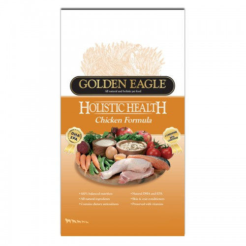 Golden Eagle Holistic Chicken Seau 2kg