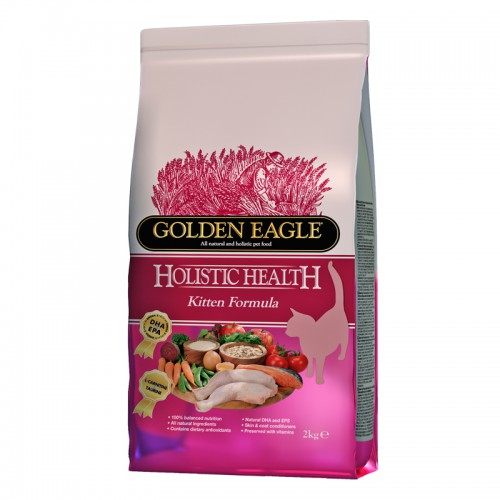 Golden Eagle Holistic Kitten 10 kg
