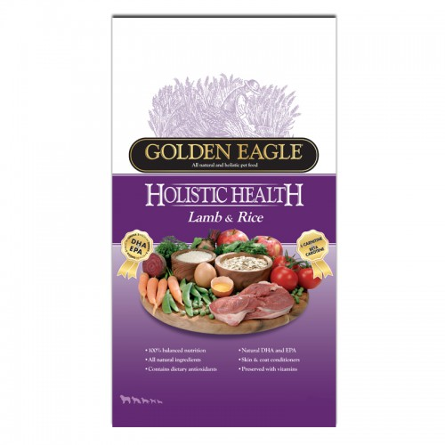 Golden Eagle Holistic Lamb Seau 2kg