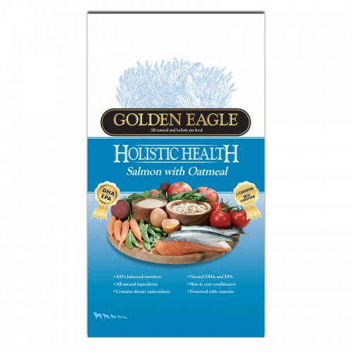 Golden Eagle Holistic Salmon Seau 2kg