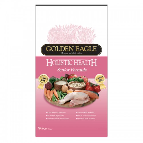 Golden Eagle Holistic Senior 12kg