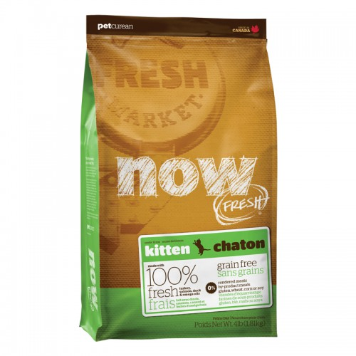 Now Fresh Cat Kitten 1,81kg