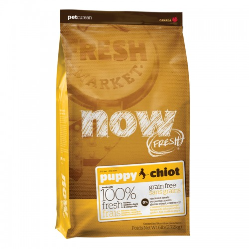 Now Fresh Dog Puppy 11,34kg