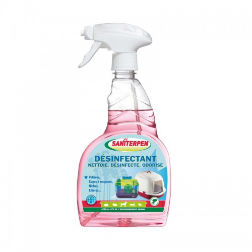Saniterpen Desinfectant Spray 750ml
