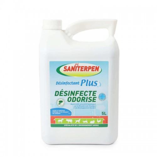 Saniterpen Plus Désinfectant 5l