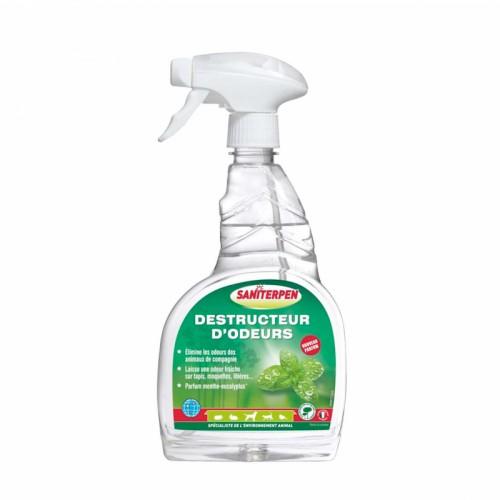 Saniterpen Destructeur Odeur spray 750ml