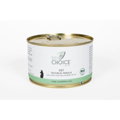 BioChoice Chien  Diet Trouble Renal boite 400g