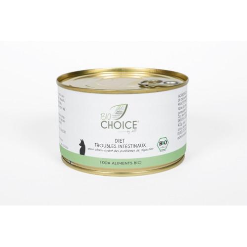 BioChoice Chien  Diet Trouble Intestinal boite 400g