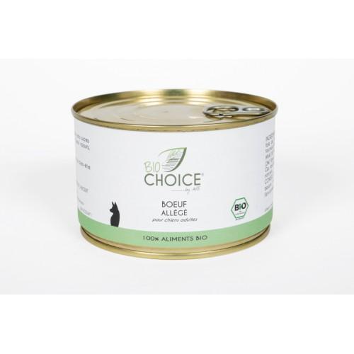 BioChoice Chien  Light Boeuf boite 400g