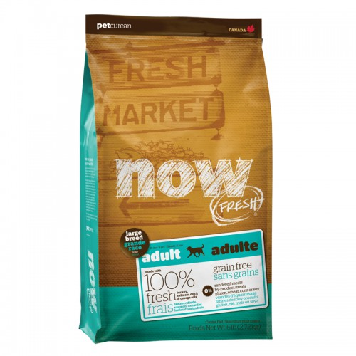 Now Fresh Dog Adult Large Breed 11,34kg