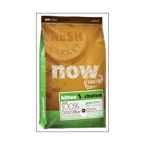 Now Fresh Cat Kitten 3,63kg