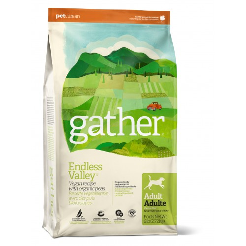 GATHER Vegan Organic Dog 2,72 kg