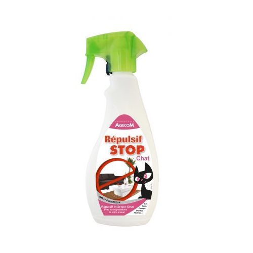 Repulsif Chat Interieur  spray 500ml