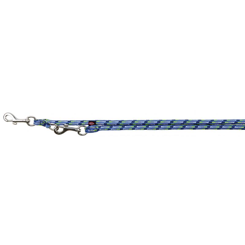 Laisse Reglable MountainL-XL 2m Bleu