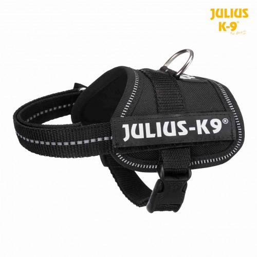 Harnais Julius-K9  51-67cm noir