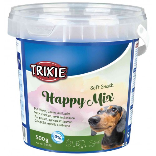 Soft Snack Happy Mix 500g