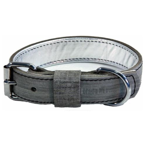 Collier Dakota gris 30/50