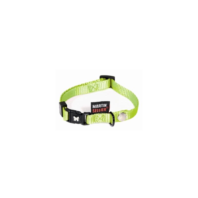 Collier Nylon vert 40-50/70