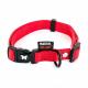 Collier Nylon rouge 25-45/65