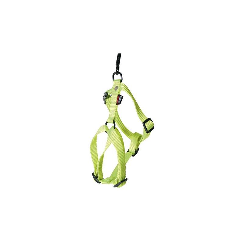 Harnais Nylon vert 40-90/110