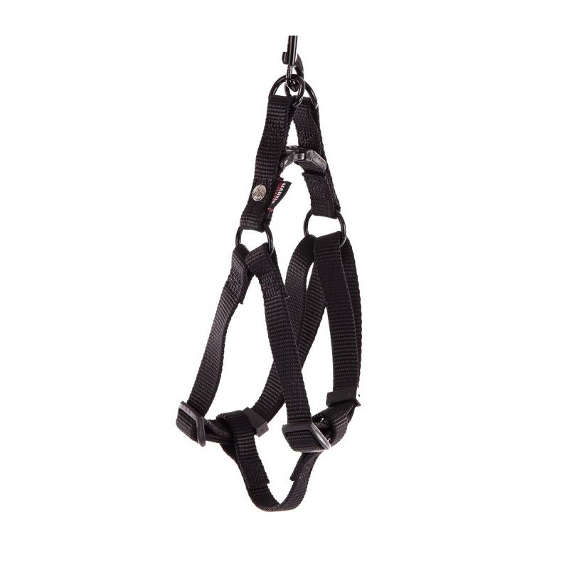 Harnais Nylon noir 25-70/90
