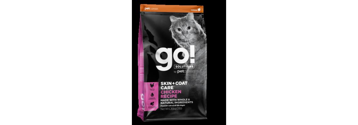 Aliments secs pour chats